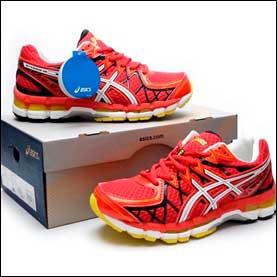 Zapatillas running para plantillas personalizadas