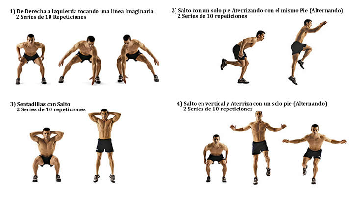 fortalecer piernas g