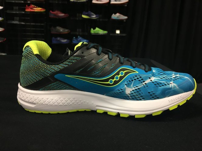saucony ride mujer 2017