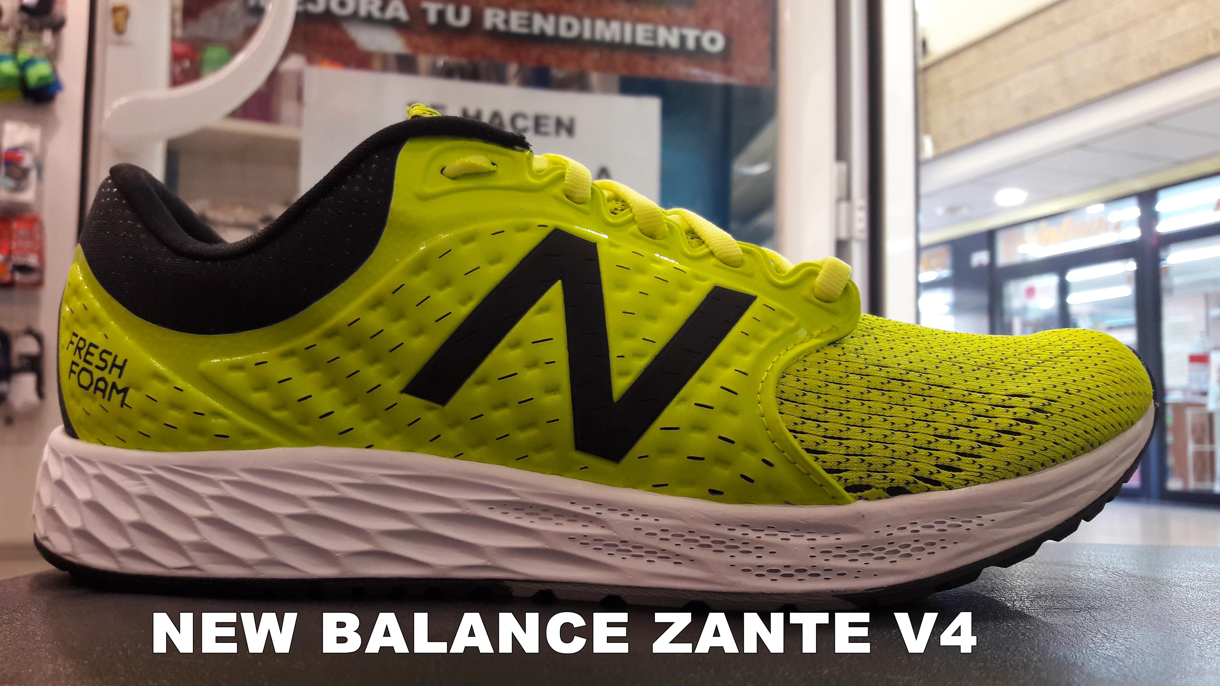 Zante Tiendas Madrid De Balance V4 En Running New Nn80wZOPXk