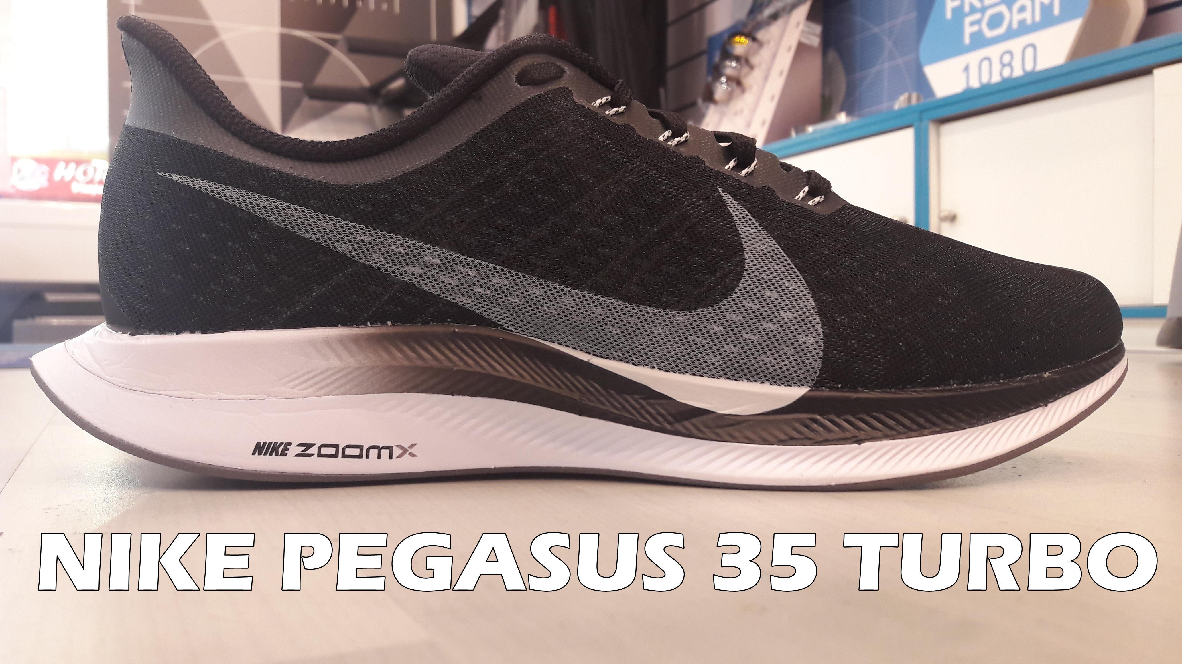 Nike Pegsus 35 turbo