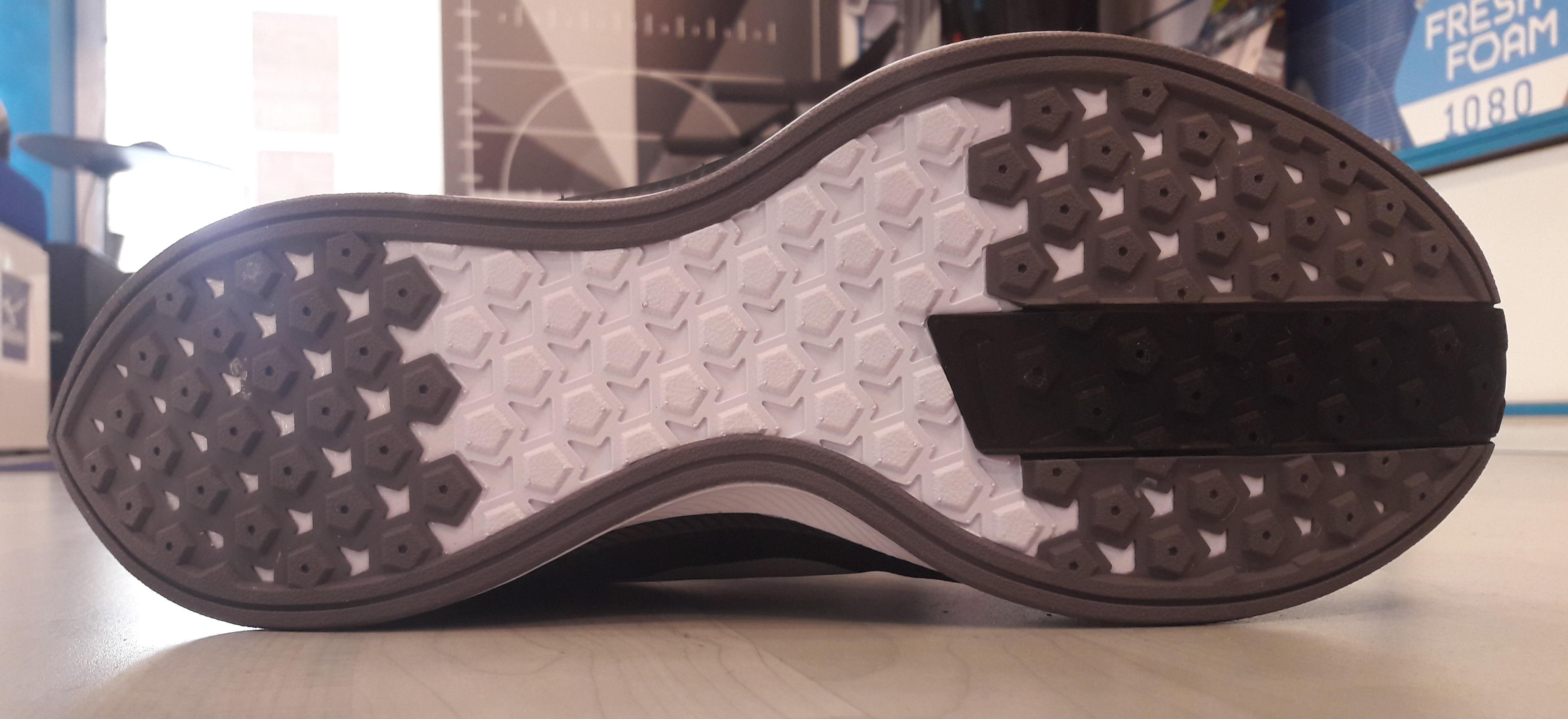 Nike suela