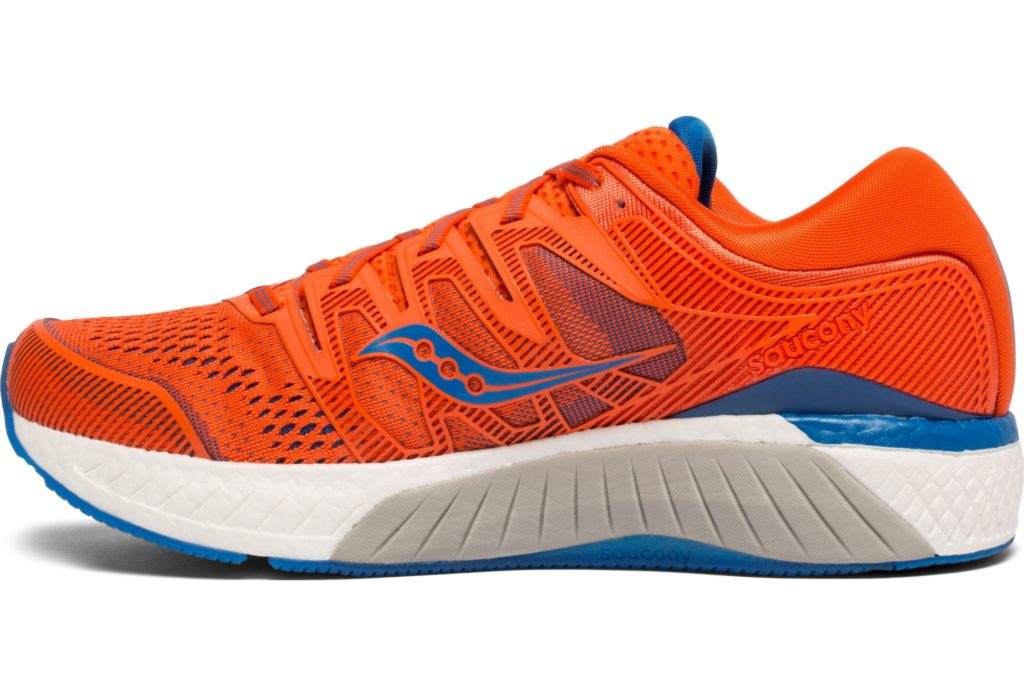 saucony hurricane iso 5 lateral
