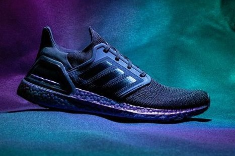 Ultraboost 20 side view