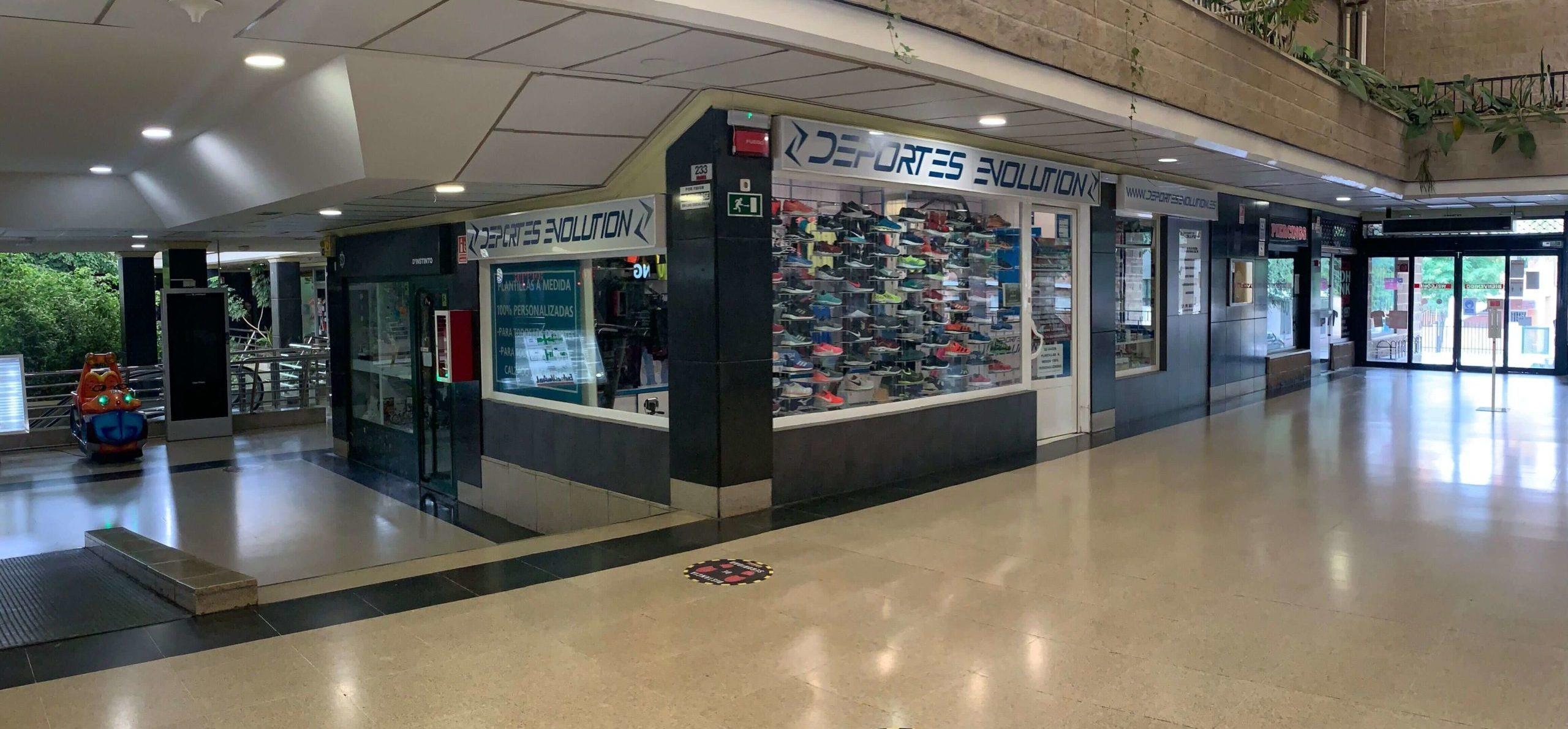 tienda running en Alcalá de Henares